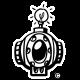 Logo RawRobots Head Alone