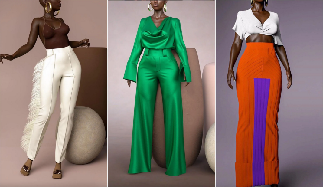 3D digital fashion rcmlife