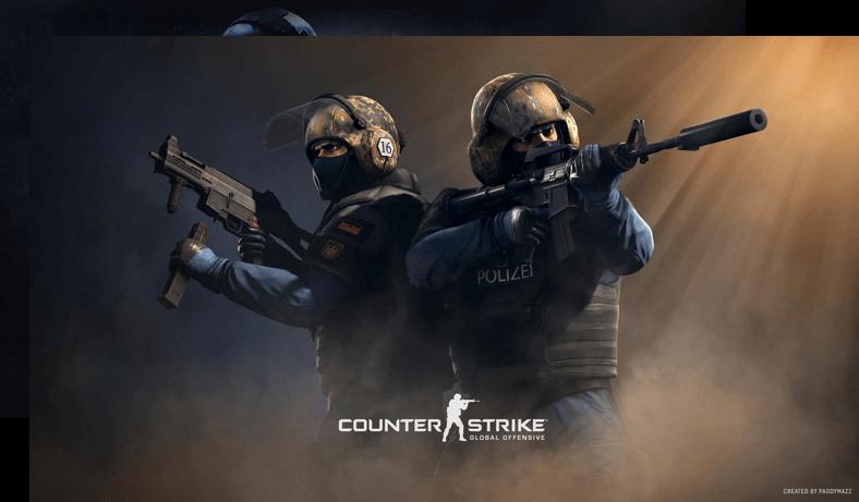 CS:GO game