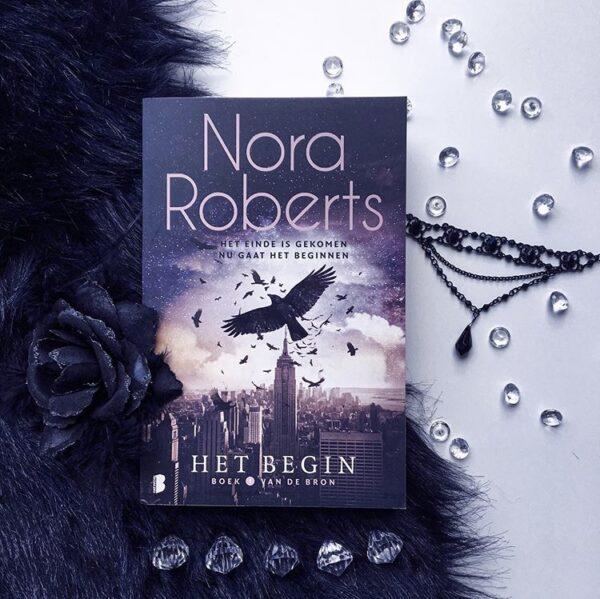 Het begin – Nora Roberts