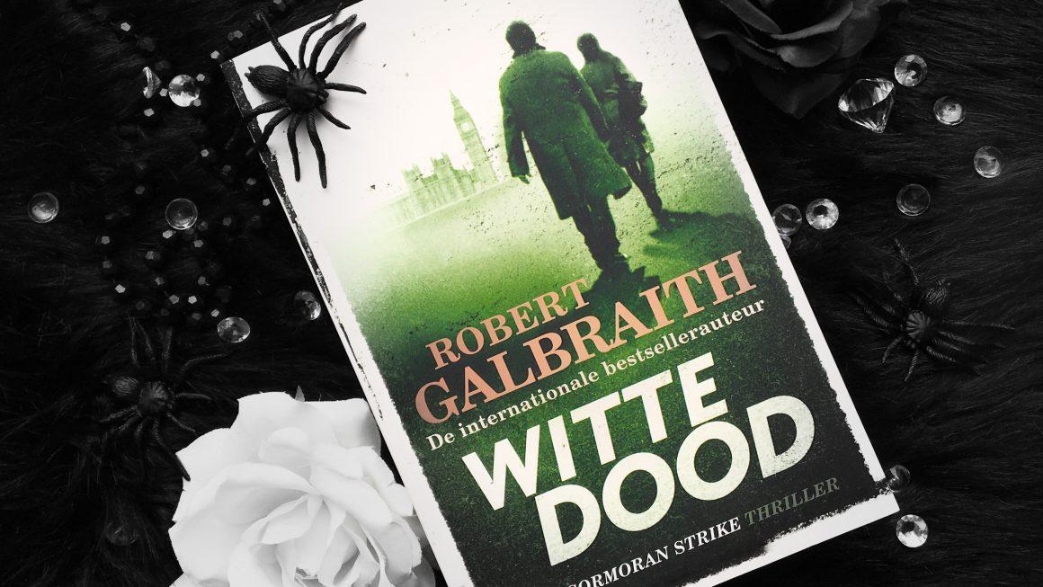 Witte door Robert Galbraith