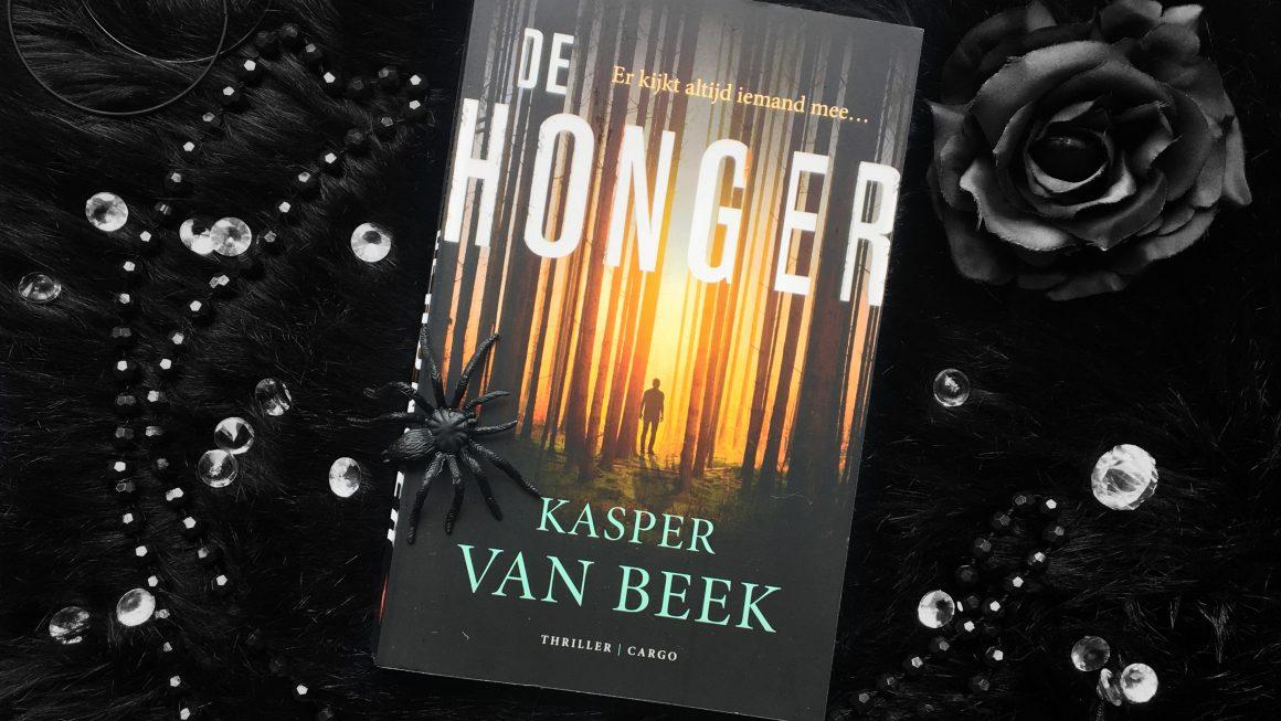 De honger Kasper van Beek