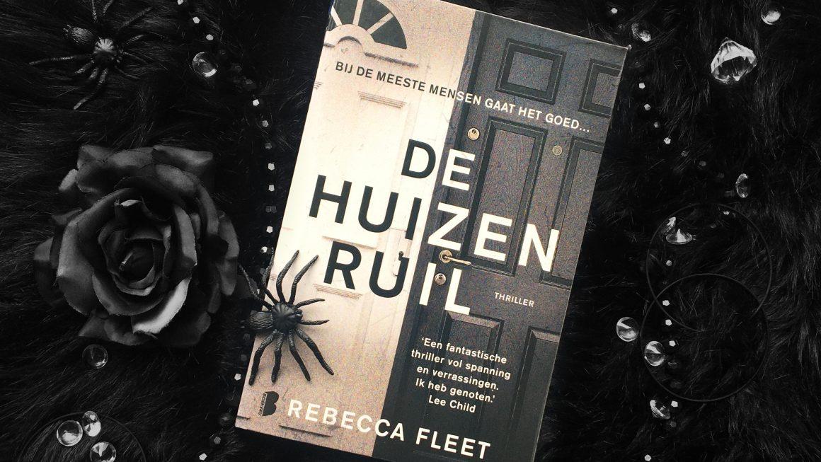 De huizenruil Rebecca Fleet