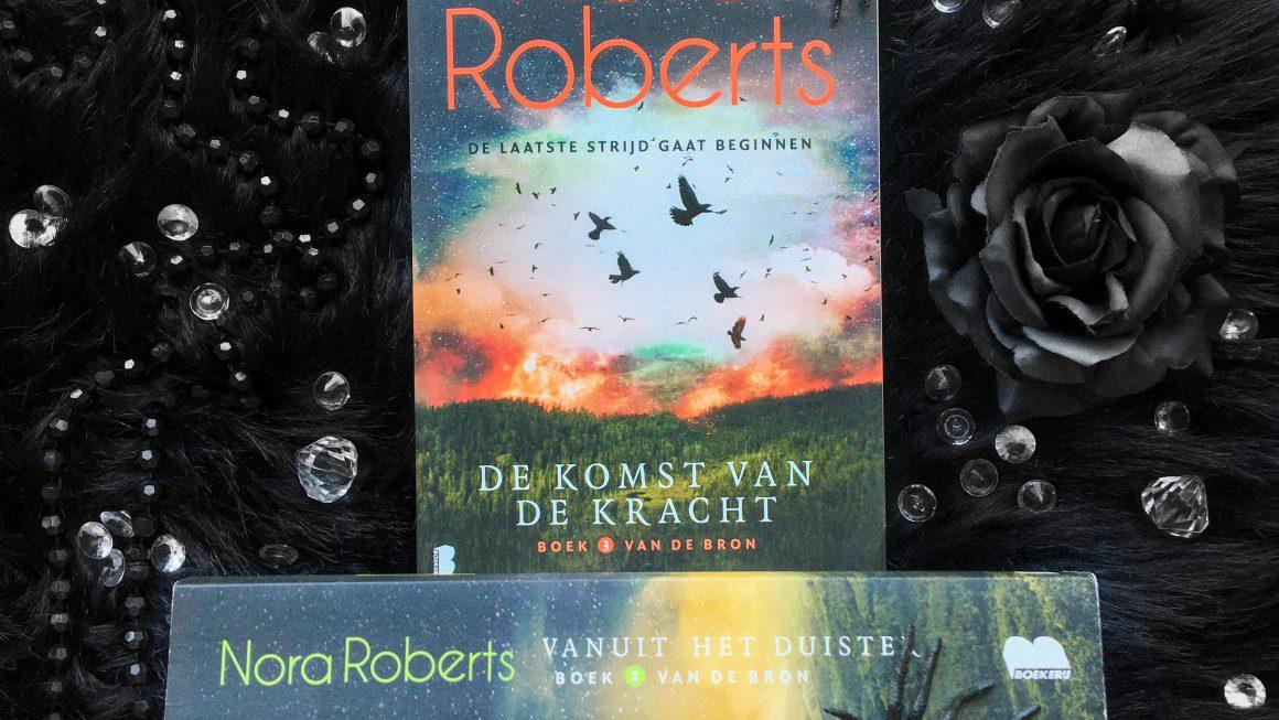 De komst van de kracht Nora Roberts