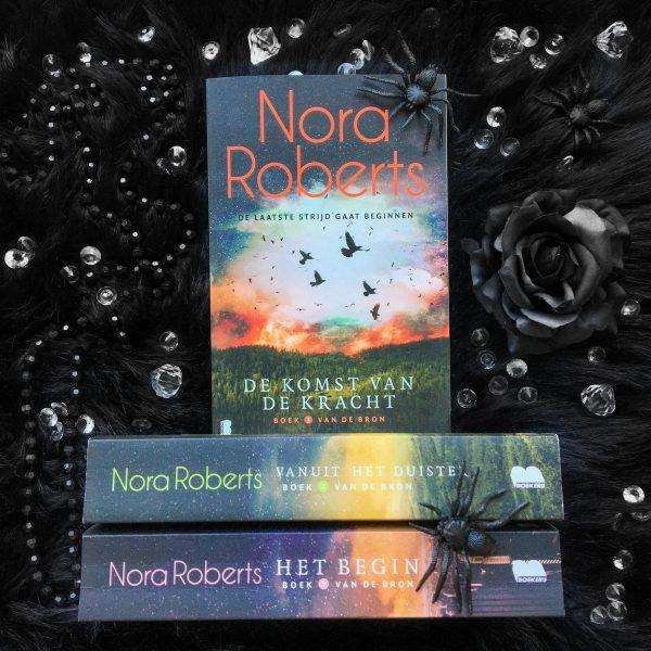De komst van de kracht – Nora Roberts