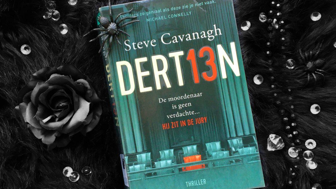 Dert13n Steve Cavanagh
