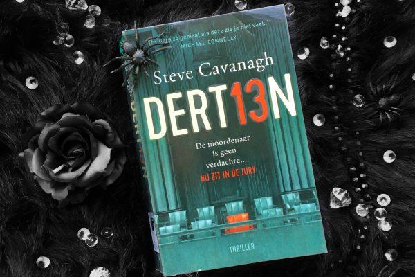 Dert13n – Steve Cavanagh