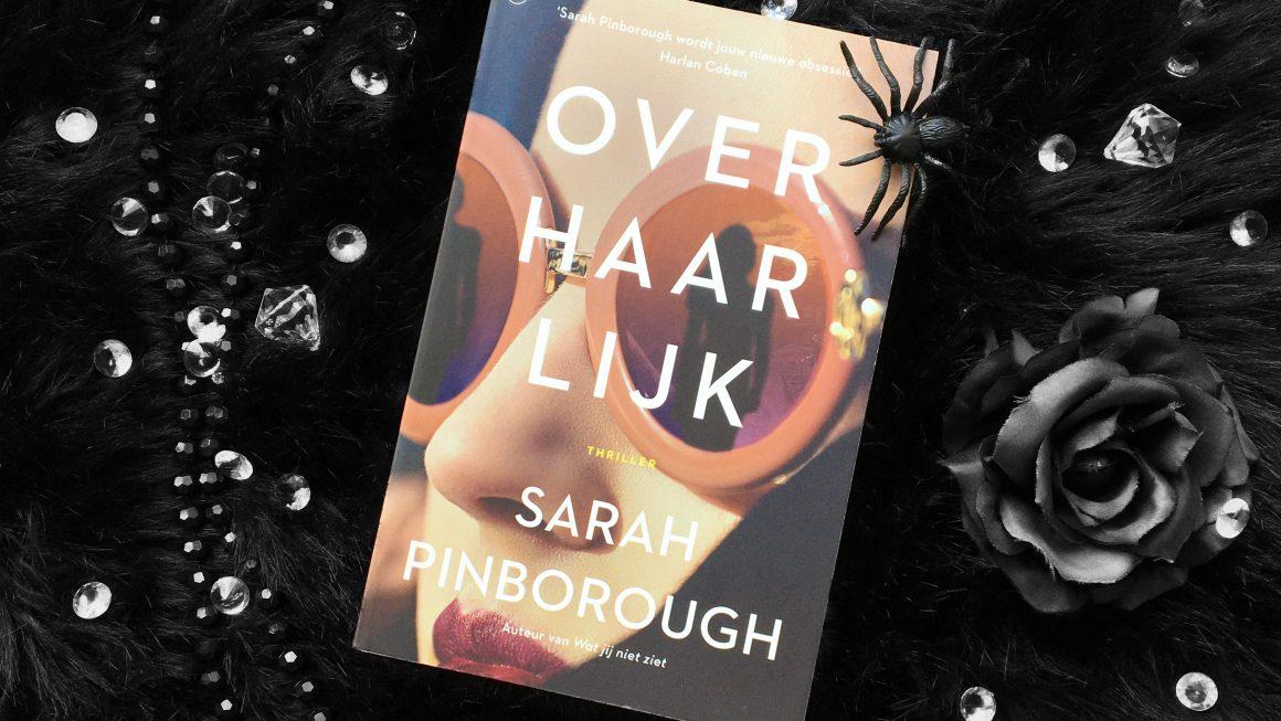 Over haar lijk Sarah Pinborough