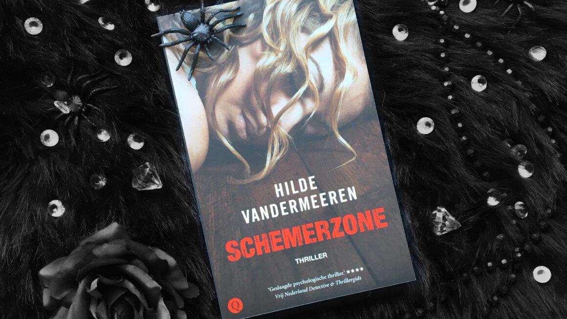 Schemerzone - Hilde Vandermeeren
