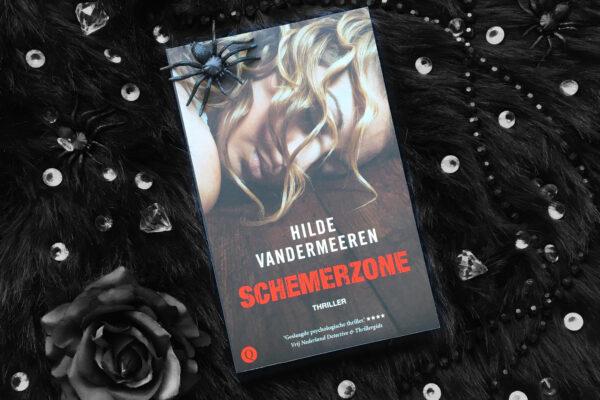 Schemerzone – Hilde Vandermeeren