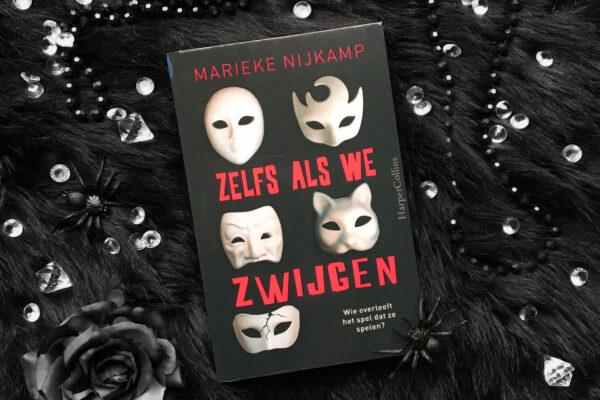 Zelfs als we zwijgen – Marieke Nijkamp