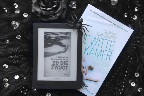 Zij die zwijgt – Samantha Stroombergen