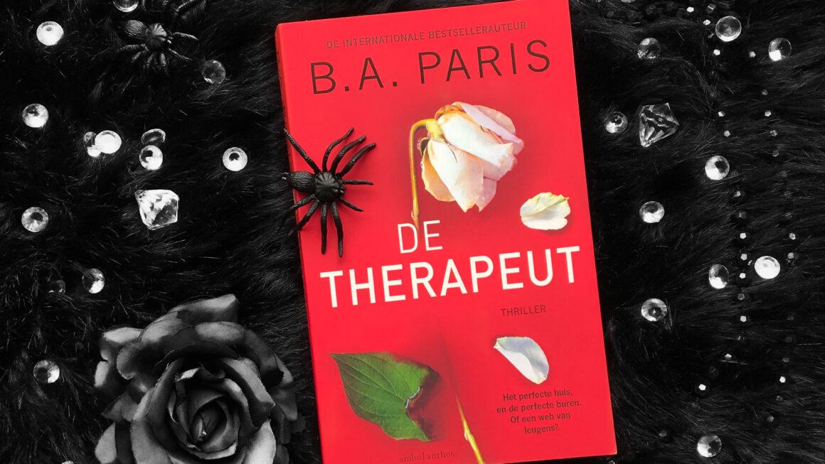 De therapeut - BA Paris