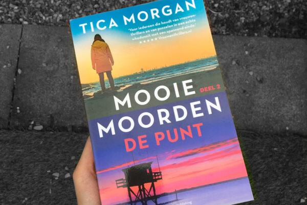 De punt – Tica Morgan