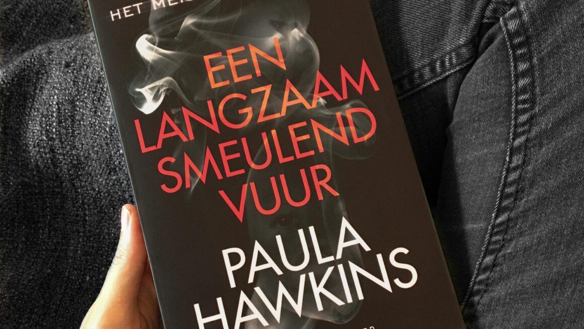 Een langzaam smeulend vuur - Paula Hawkins