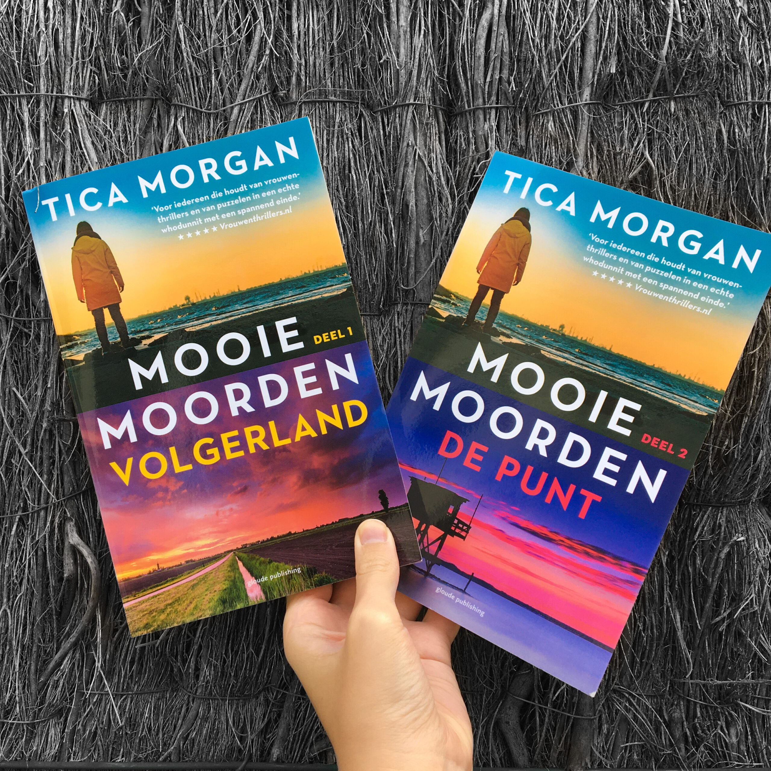 Mooie Moorden - Tica Morgan