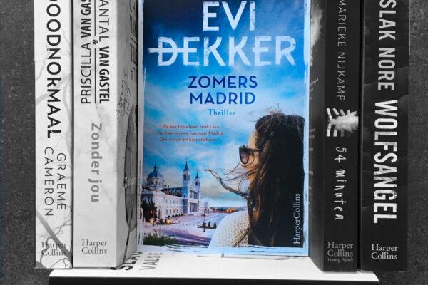 Zomers Madrid – Evi Dekker