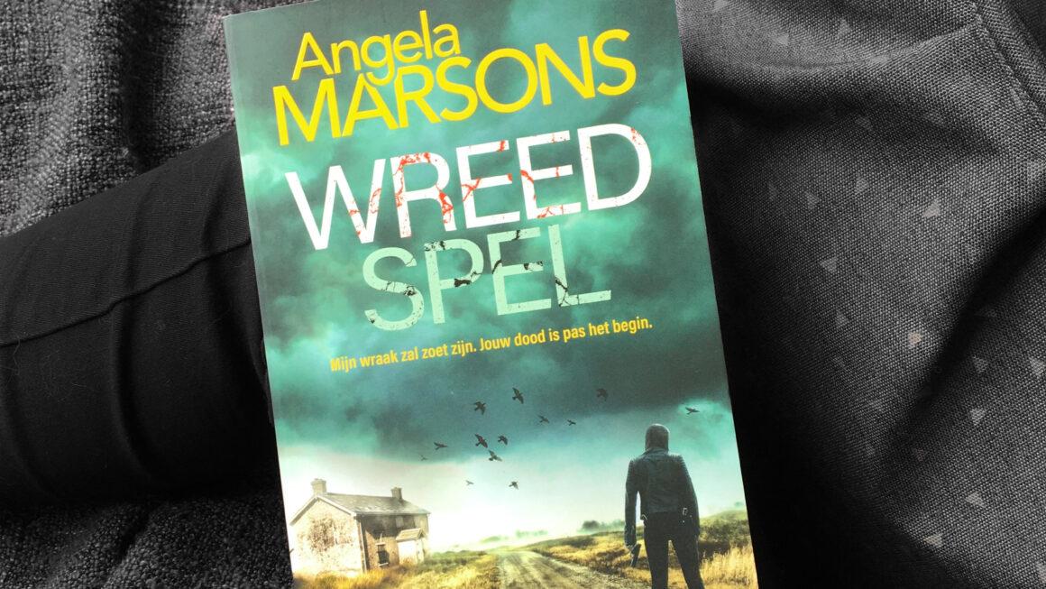 Wreed spel - Angela Marsons