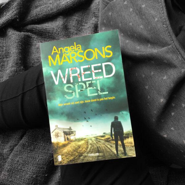 Wreed spel – Angela Marsons