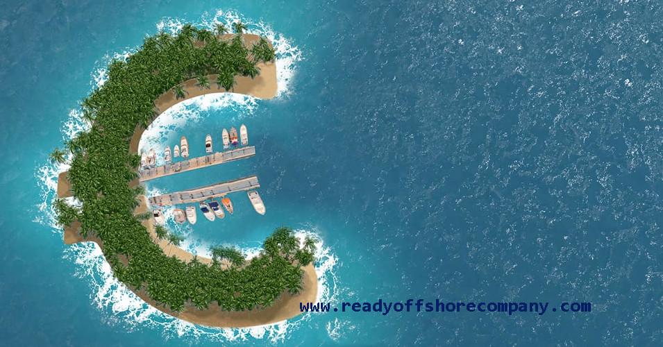 Società commerciale delle Isole Vergini Britanniche - ready offshore company