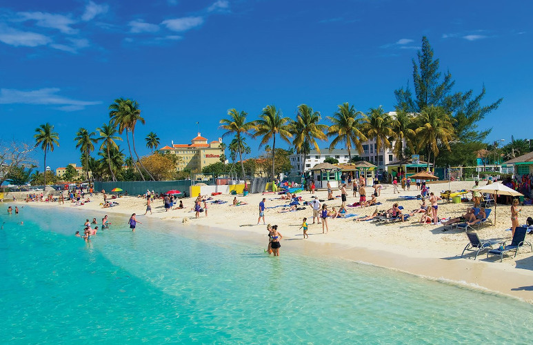 società offshore bahamas