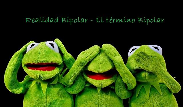 El uso del término bipolar