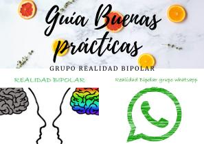 Buenas prácticas grupo Realidad Bipolar