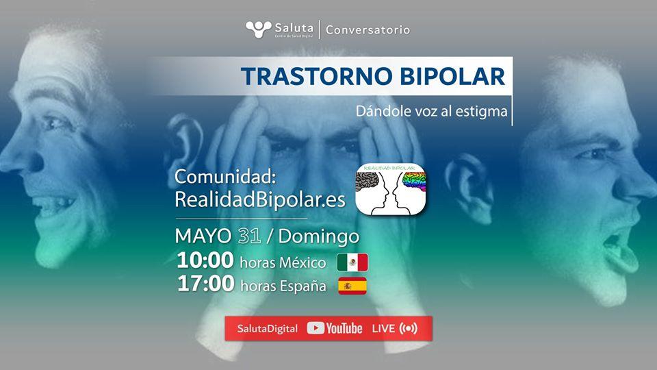 Conversatorio Saluta Realidad Bipolar