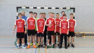 Read more about the article Realschule Steinheim Kreismeister im Handball