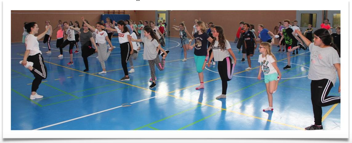 Bewegte Schule – Schule in Bewegung