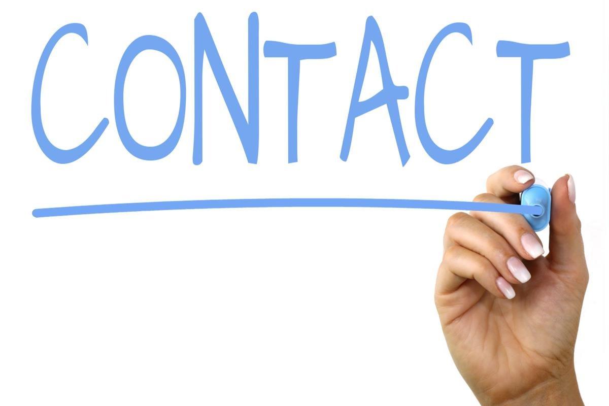 Contactformulier