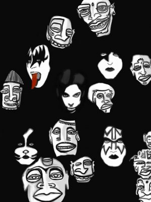 MANY FACES OF