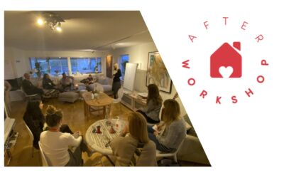 Afterworkshop – a pay it forward initiative!