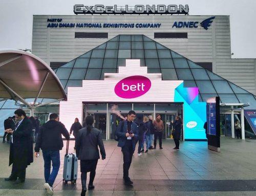 Modular Exhibition Stands at BETT