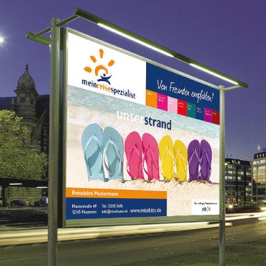Projekte für Mein Reise Spezialist | Redshark Advertising