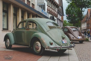 Evenement Das 7. Int. Volkswagen Veteranentreffen in Hessisch Oldendorf