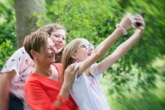 Familie fotosessie voor Gouden jubileum