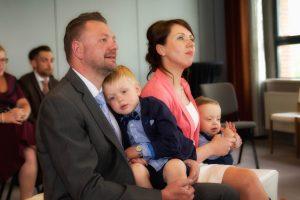 Huwelijk Isabel & Steve