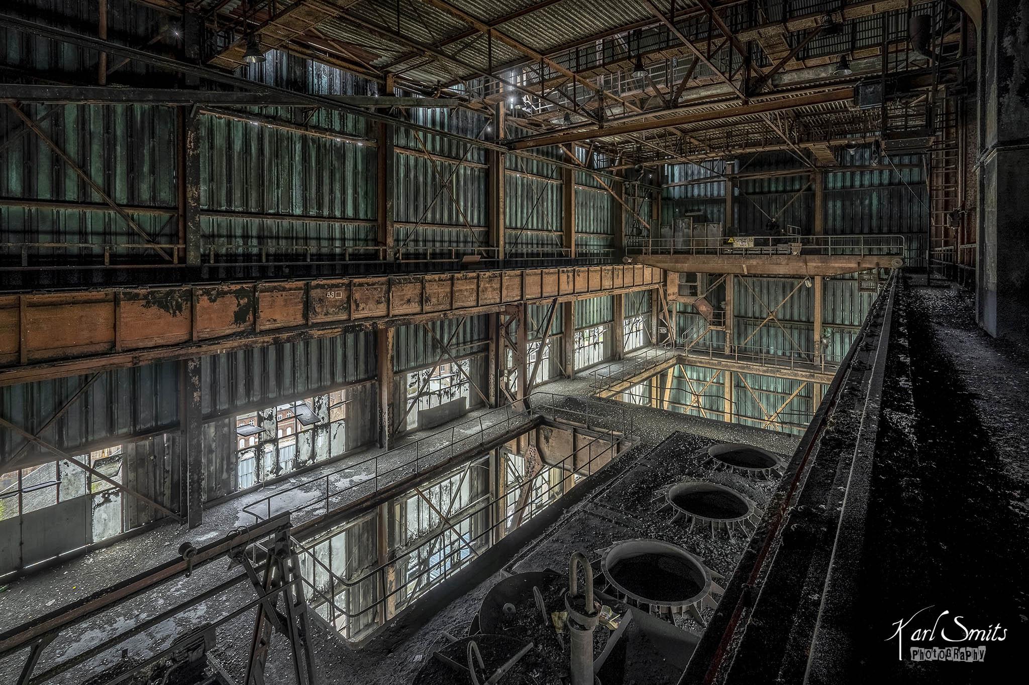 Orange Factory - Aluminium Dibond