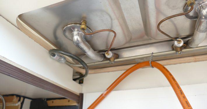 Gasanlage VW Bus