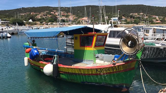 Campen Korsika Porto Pollo