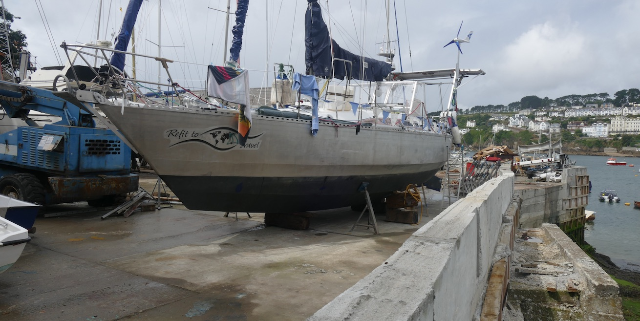 Bootswerft Cornwall