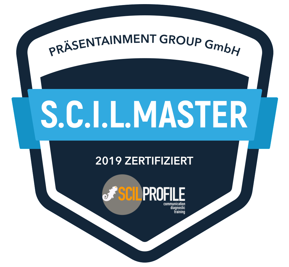 Zertifizierter S.C.I.L.Profile Master Ruben Turbanisch