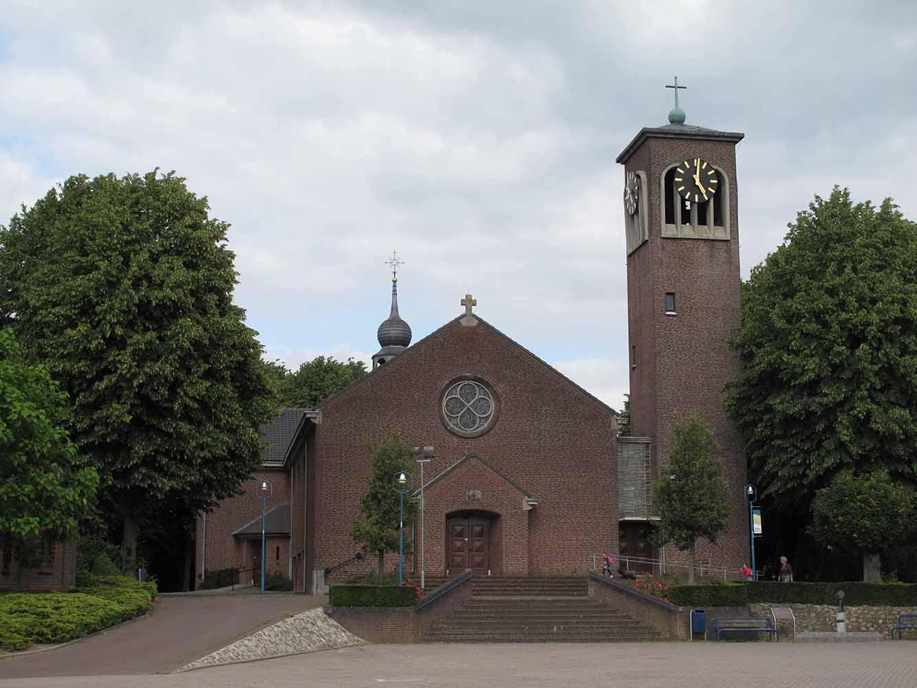 Sint Catharinakerk Wellerlooi