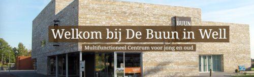 Multifunctioneel Centrum–De Buun Well