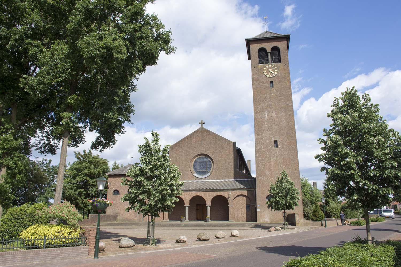 Sint Vituskerk Well