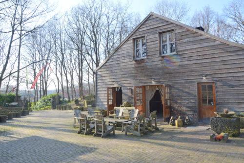 Theetuin Lodge Maasduinen Wellerlooi