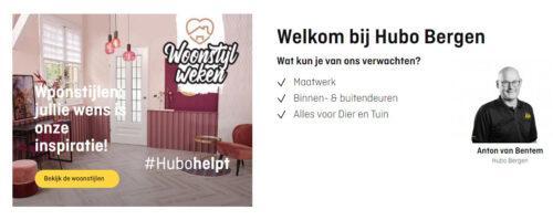 Bouwmarkt HUBO