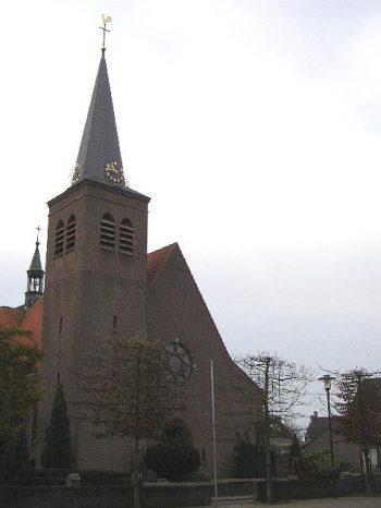 Sint Petruskerk Bergen