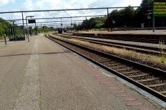 Stationen mod syd